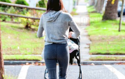 postpartum depression and walking