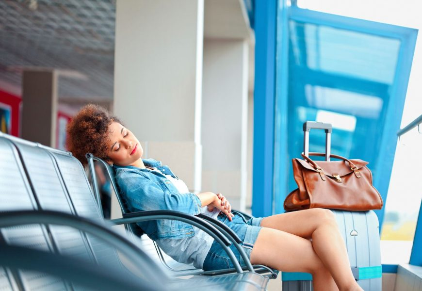 Tips for Dealing with Jet Lag